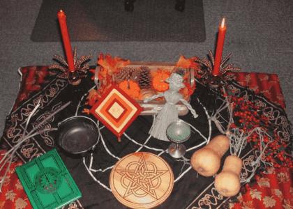 Яблочный ритуал на Осеннее Равноденствие