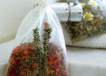 Травяные сборы для ванн