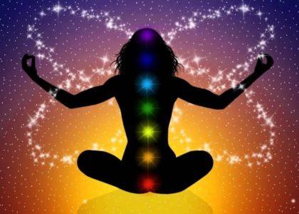 Практическая деятельность по балансировке чакр