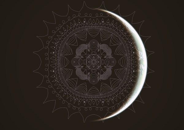 Влияние лунного затмения на ваш ум, тело и душу