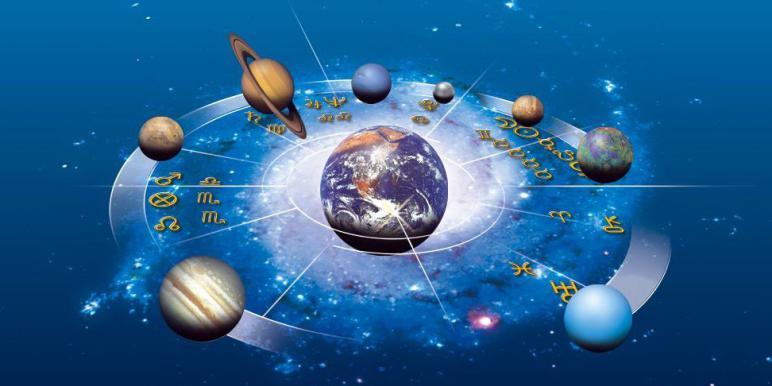 Астрологическая характеристика на март 2018