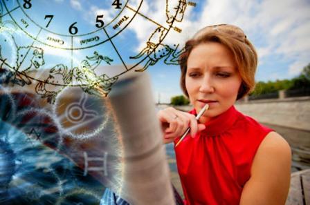Работа по знаку зодиака