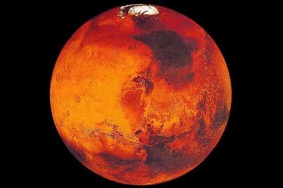 Ретроградный Марс 2018
