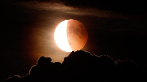 Обряды на Лунное затмение