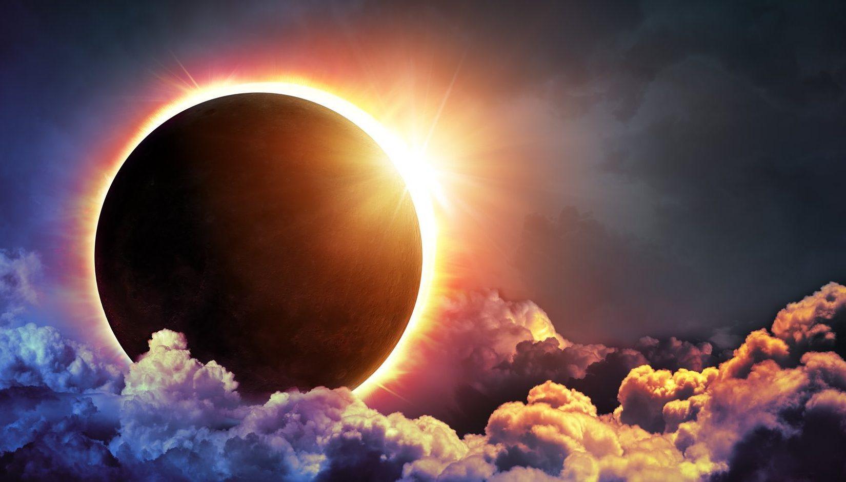 Солнечное Затмение в Июле 2019