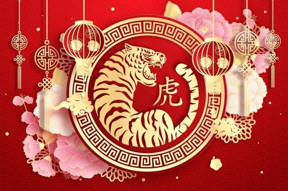 Как встречать новый год Тигра 2022